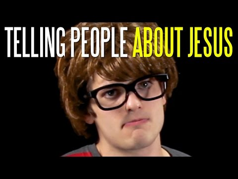 Horrible Ways to Tell People about Jesus